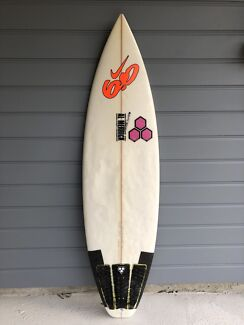 Al Merrick Cheese Stick Surfboard Shortboard