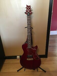 PRS SE One and Amplifier