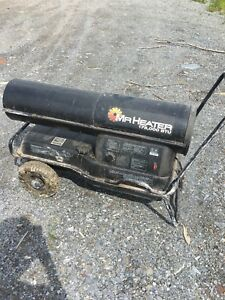 Kerosene or Diesel Heater - Mr Heater