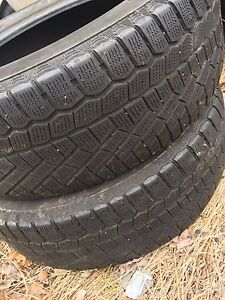 Two winter tires 195 60 R 15