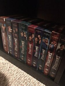 DVD sets all for $80