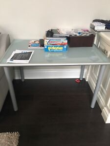 Dining Table  contemporary style $100