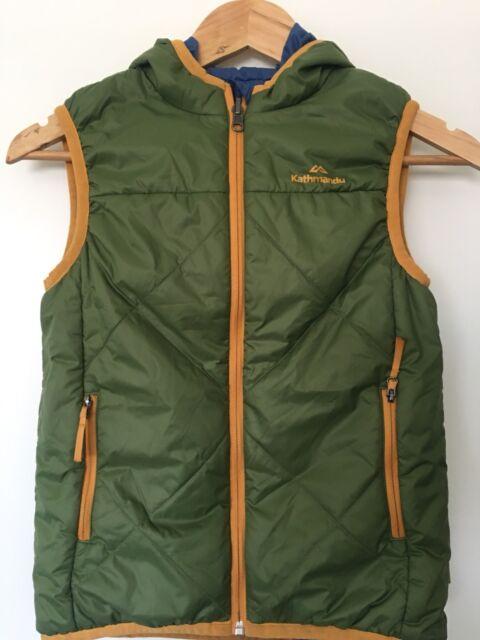 964c02f12 Kathmandu Bosley Youth Reversible Insulated Vest