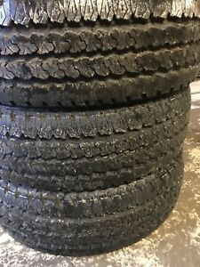 Brand new Firestone Transforce AT1. 275/70R18