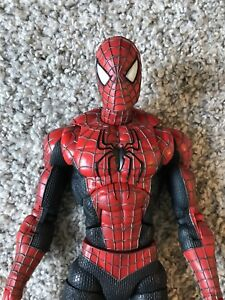 Toy Biz Spider-Man 2 Super Poseable 18 inch Figure