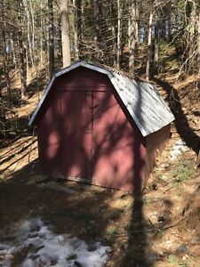 SOLD PPU Shed/baby barn