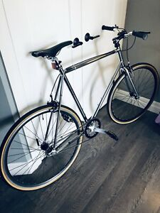 New Fixed Gear Bike