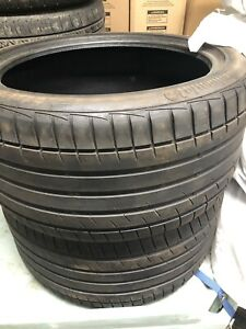 285/35/ZR19 General Extreme Contact tires