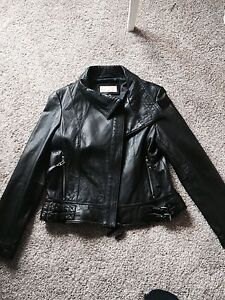Women's MICHEAL KORS LEATHER JACKET