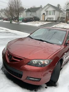 2009 Mazda 3 gt for trades !