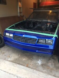 Selling my project car 1985 Monte Carlo ss