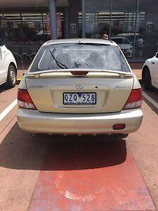Hyundai Accent West Footscray Maribyrnong Area Preview