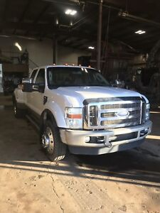 2010 Ford F450 King Ranch - New Motor on Warranty Built/Deleted