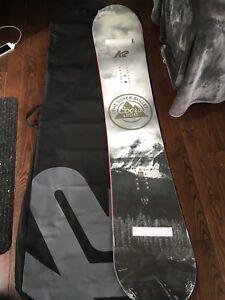 Planche à neige, snowboard
