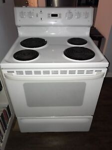 GE Oven/Range Great condition