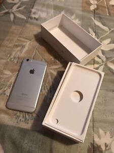 IPhone 6 silver $320