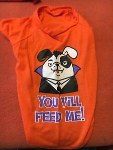 Small/medium dog shirt