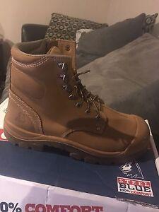 Steel Blue work boots 332152 Argyle zip wheat Tarneit Wyndham Area Preview
