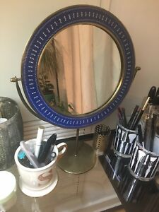 Anthropologie vanity mirror