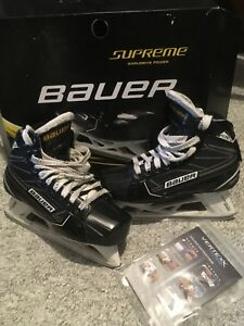 Youth goalie skates size 3.5
