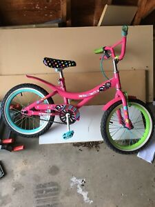 "Girls 16"" Bike"