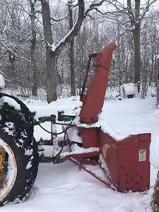 "86"" Snow Blower"