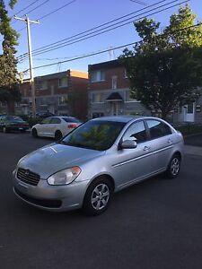 2010 Hyundai Accent 3450$ négo