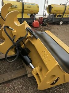 84 in WBM chuck blade  Fits Cat series JD series excavaters