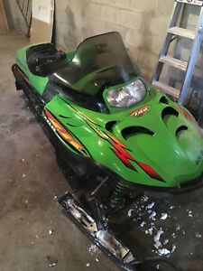 2001 Arctic Cat ZR 700