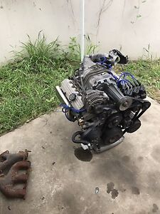 L67 engine out off wh statesman and auto box Goodna Ipswich City Preview