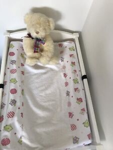 Baby change table with changing Matt and cover Altona Hobsons Bay Area Preview