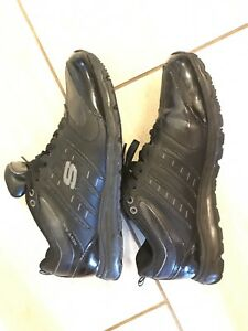 Sketchers slip resistant Revv Air shoes. Size 10