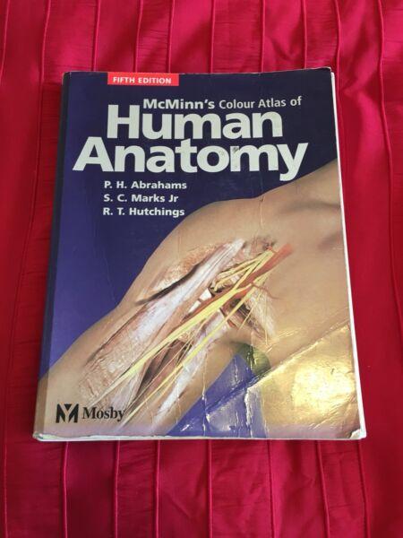 Mcminns colour atlas of human anatomy | Textbooks | Gumtree ...