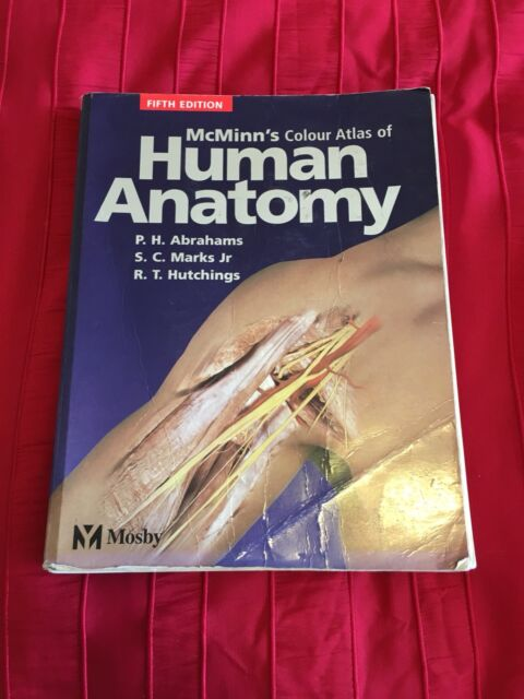 Mcminns Colour Atlas Of Human Anatomy Textbooks Gumtree