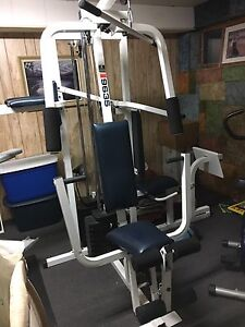 Weider 9635 Home Gym