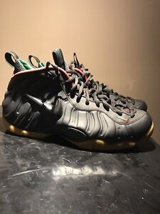 "Air Foamposite Pro ""George Green"""