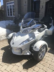 Spyder brp can-am limited