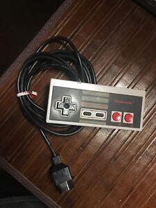 Original Nintendo controller. Nes