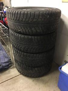 VW Winter Wheel / Tires 205 55 16R