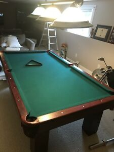 Pool Table 8ftx4ft