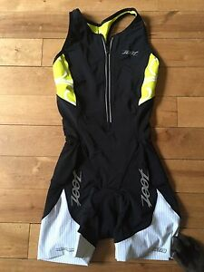 "Women's ""Zoot ultra"" triathlon suit"