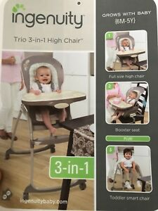 3 in 1 brand new high chair