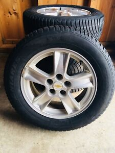 NEW wheel and tire package 5x110 / 5x4.33