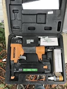 """18"""" 2in1 Bostich Finish Nailer"""