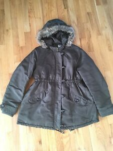 Women's Large Maternity Coat