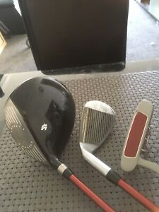 Golf Clubs ( junior ) Macquarie Belconnen Area Preview