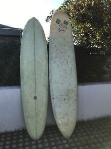Vintage surfboard 2