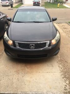 Fully loaded Honda Accord 2009 for sale