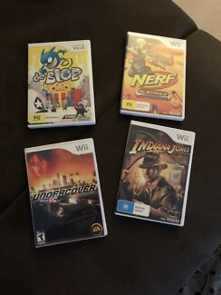 Wanted: Wii games