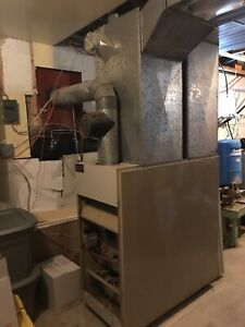 Working Propane Furnace for sale